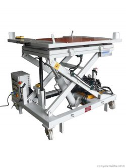 Arka Aks Yükleme Makinası