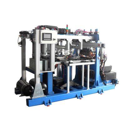 Otomatik Bulaşık Makinesi Sepet Tarak Punta Kaynak Tezgahı
