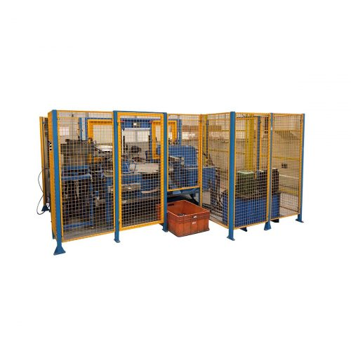 Rail Pulley Automatic Grouping Bench